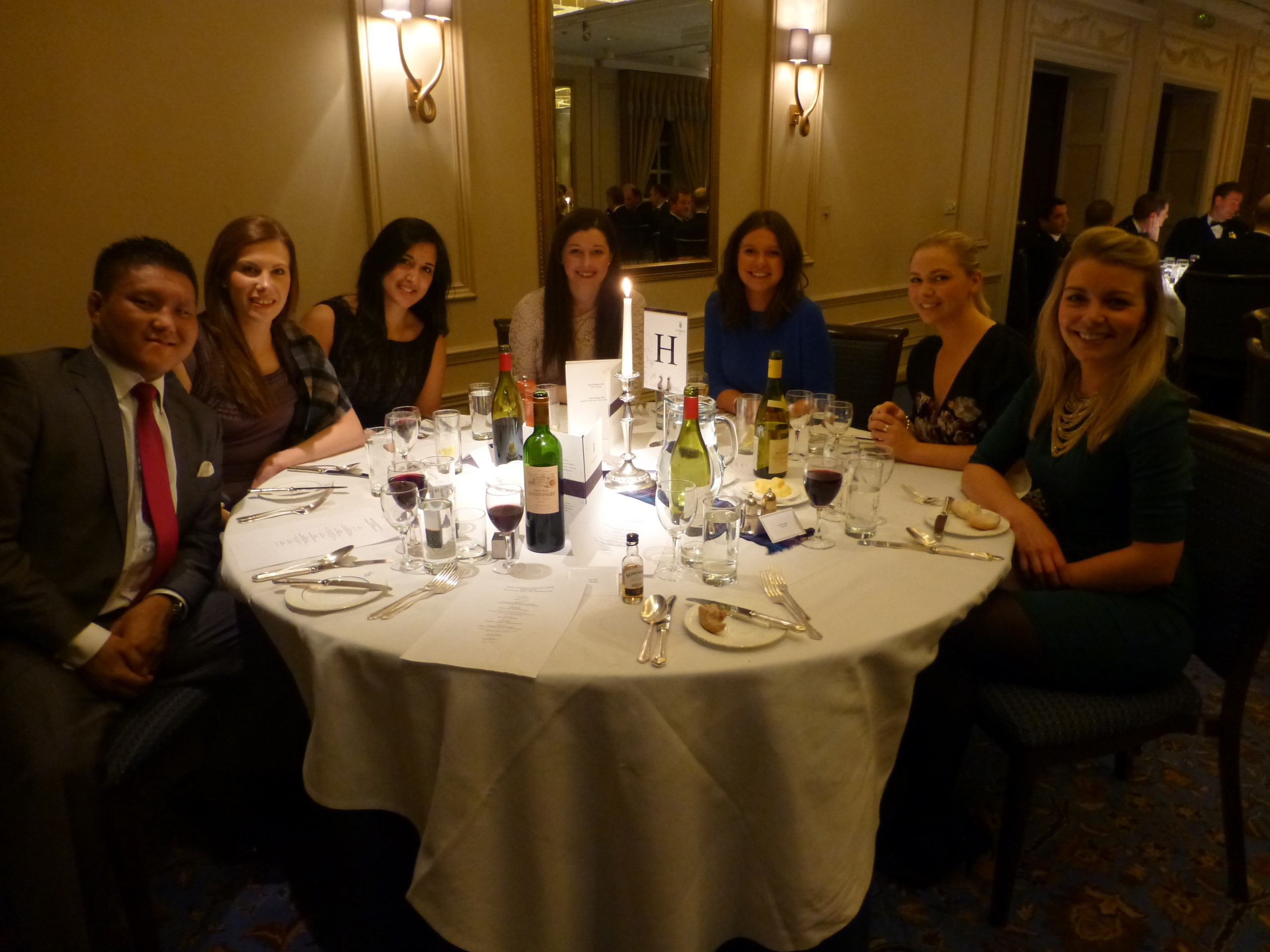 GAC London Section Dinner - Friday 23 March 2018